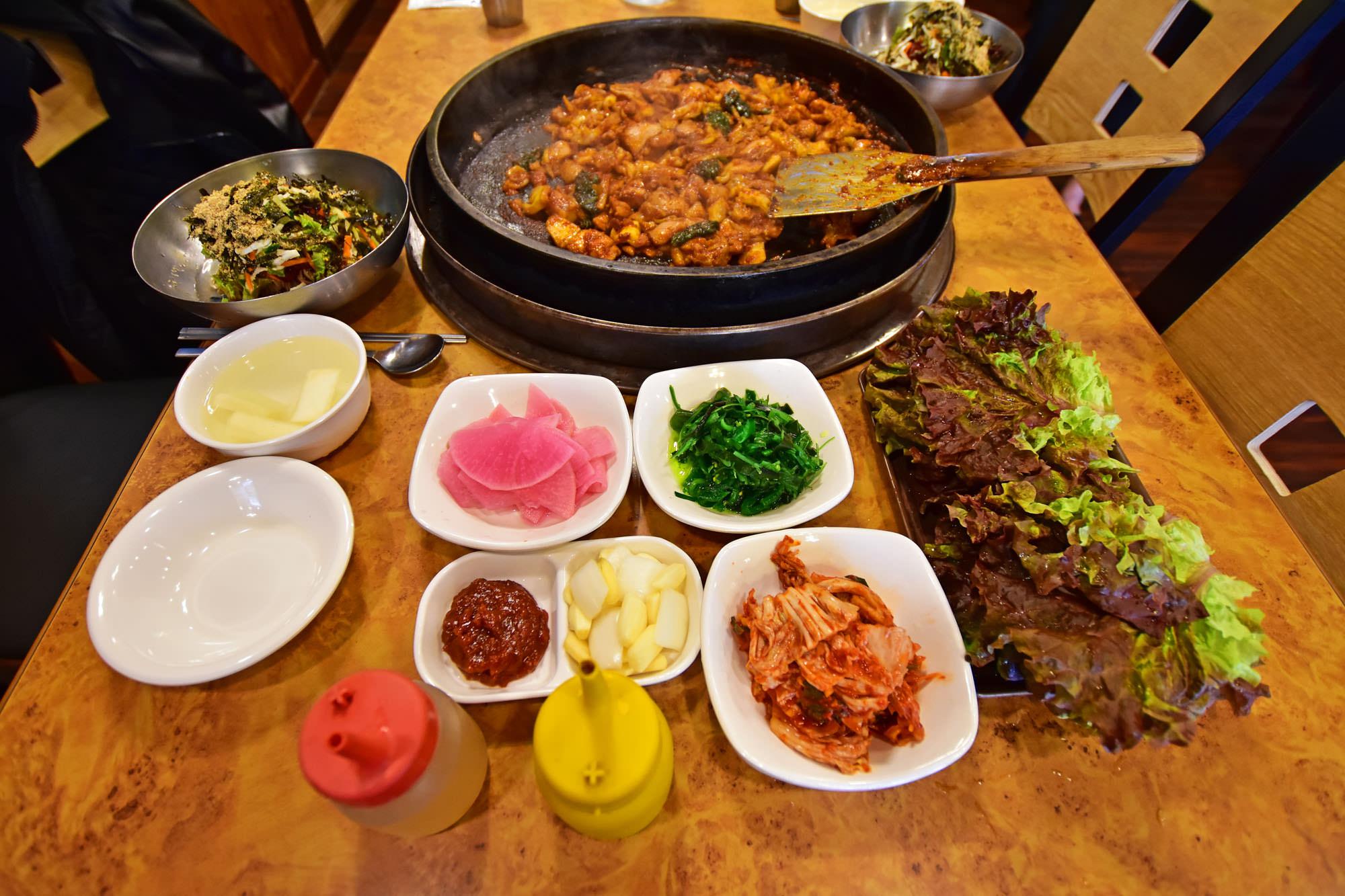 강촌식당 이미지 3